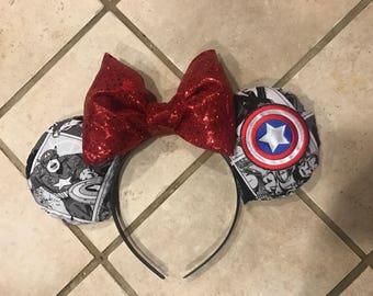 Marvel Comic Book Ears