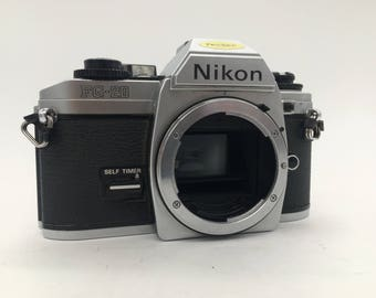Nikon FG-20 Body