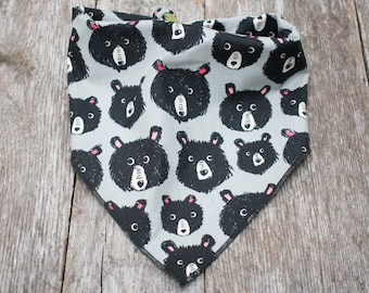 Forest Bears Dog Bandana
