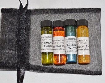 Elemental Oils Set