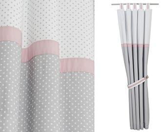 Nursery Curtains Etsy