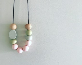 Imbalance - Silicone Necklace