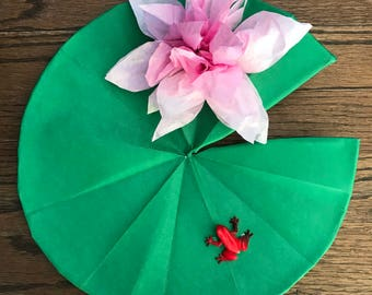 Paper Lily Pad