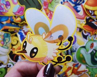Cutiefly Sticker