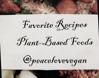 Download ebook Vegetarian/Vegan Favorite Recipes  Your donation will go to Animal Save