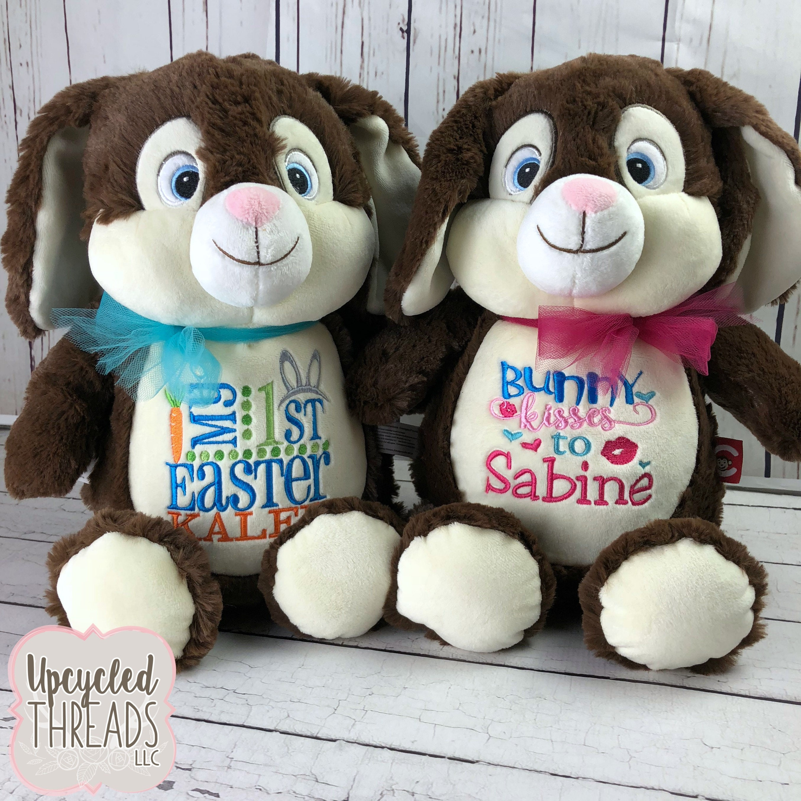 Custom easter bunny personalized easter bunny personalized bunny custom easter bunny personalized easter bunny personalized bunny babys first easter easter gift for kids easter gift bunny toy easter negle Gallery