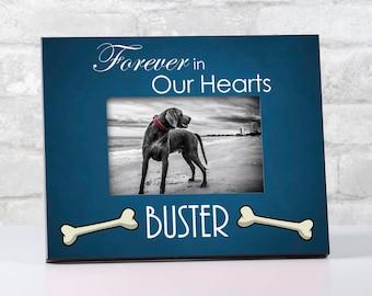 Personalized Dog Loss Memorial Frame, Pet Remembrance Frame, Gift for Pet Loss, Memorial for Loss of Pet Frame, Pet Memorial Frame, Cat Loss
