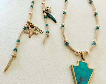 Lili boho necklace