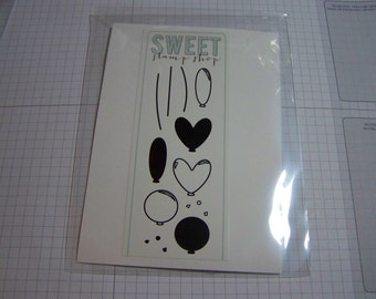BALLOONS  by Sweet Stamp Shop