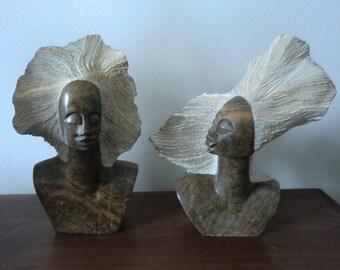 Primadonnas !! Schöne Damen Skulpturen