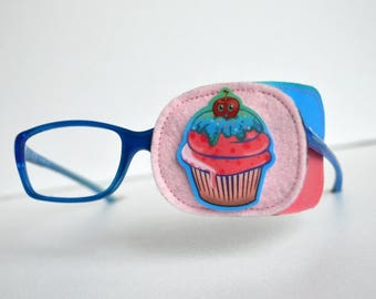 Eye patch used for the treatment of lazy eye - Orthoptic eye patch - Eye patches for kids
