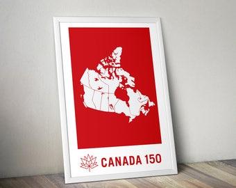 Canada 150 | Canada 150th Anniversary | Canada 150th Birthday | Canada Day