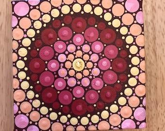 Mandala  Art - Original Painting - ID#888