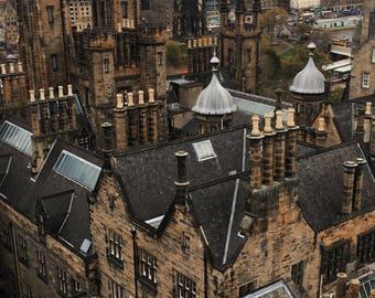 Edinburgh. Capital of Scotland