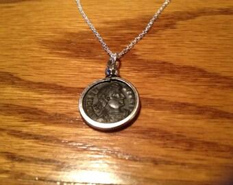 ANCIENT ROMAN COIN Pendants
