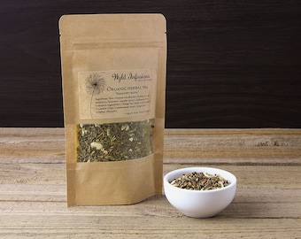 Immune Booster / Strengthener / Cold and Flu Tea / Organic / Hand blended in Australia