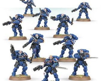 warhammer Primaris Reivers (multipart) Space Marine Rievers wargames