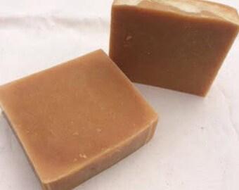 LEMONGRASS & SAGE Tumeric Soap