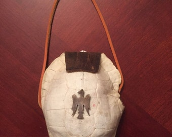 Medicine/Possibility turtle shell bag