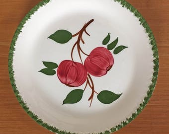 Blue Ridge Bay Apples Dinner Plate