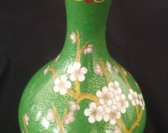 Unknown Artist Chinese Vase