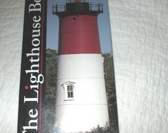 BOOK, LIGHTHOUSES, PHOTOS, Home Décor, History, Coffee Table Book, Fathers Day,  Nautical, Information