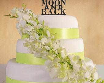 Custom Wedding Cake Topper Mr and Mrs
