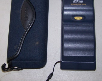Vintage Nikon 100 digital Camera