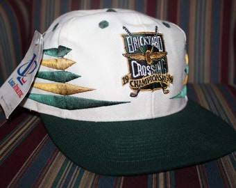 Brickyard Crossing Cap  1996 Championship NWT  Golf Hat  Collectible Sporting Accessories Men's Golf Cap  OSFA  Green/Cream/Gold