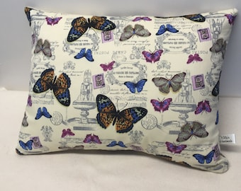 Butterfly Cushion Cover, Cushion Cover, Home Decor, Butterfly