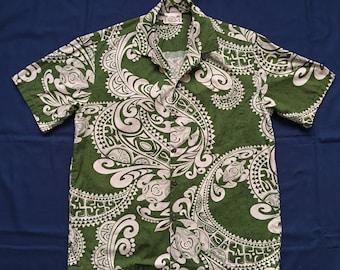 Hawaiian shirt-surfer-tribal