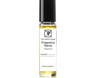 Black japan Homme (Noir)- perfume oil for men  (Group 2 By The perfume people UK)