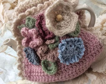 Crochet Tea Hat