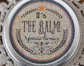 It's THE Balm! Herbal Antibiotic Balm