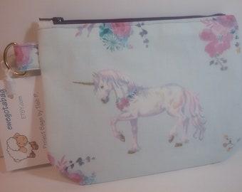 Unicorn notions bag