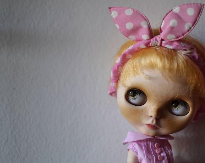 Mia – OOAK Blythe Custom Doll – By Ophelia Queen-