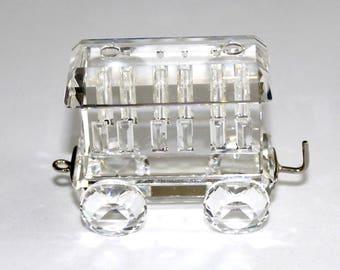 Swarovski Crystal Wagon (Carriage) Mint Condition 015 150 /7471 000 003