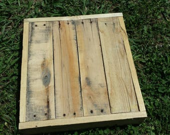 Rustic pallet wood wedding cake stand, rustic wedding cake stand, rustic wedding decor, reception decor,