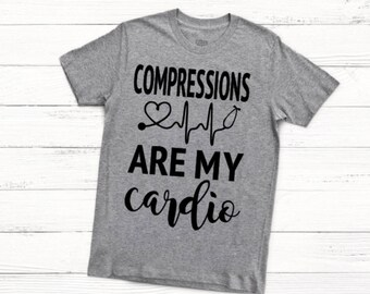 Nurse Shirts, Nurse Shirts Women, Compressions Shirt, nurse practitioner, nurse gift ideas, registered nurse, Nursing Student, RN, LPN