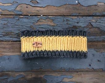 Wool blend child's headband