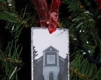 Ornament - St. John the Baptist Church, Harvey, Illinois