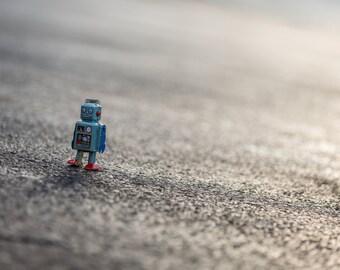 The Littlest Mini Radiocon Robot