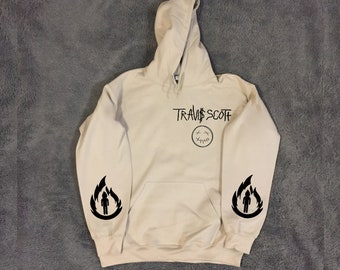 Travis Scott Tour Hoodie - Sand