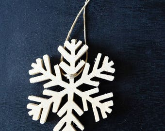 Christmas ornament - Snowflake