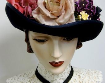 Victorian Ladies Bowler