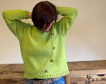 "Pattern for sweater ""Elena"""