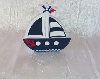 Small boat bags