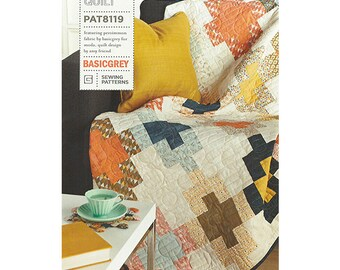 Sweet Tea Quilt Pattern by BasicGrey