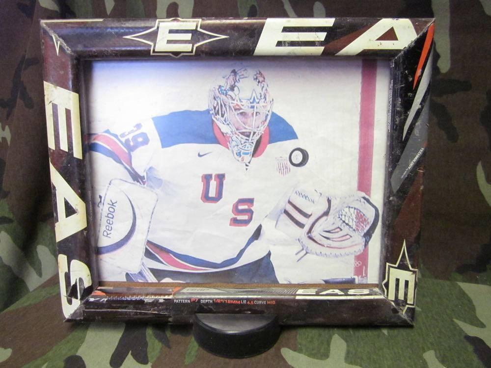 8 x 10 Hockeyschläger-Bilderrahmen von Manland auf Etsy Studio