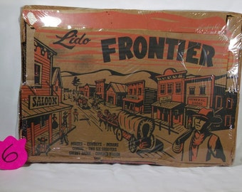 Lido Frontier Playset / Box only